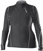 Image of Endura Xtract Womens Zip Neck Long Sleeve Jersey 2011