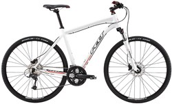 Image of Felt QX 80 D 2014 Hybrid Bike