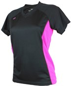 Image of Fox Clothing Gaia Womens Short Sleeve Mountain Bike Jersey