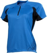 Image of Fox Clothing Sierra Womens Short Sleeve Jersey