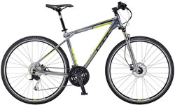 Image of GT Transeo 2.0 2014 Hybrid Bike