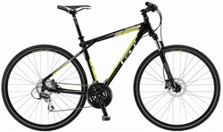 Image of GT Transeo 3.0 2015 Hybrid Bike