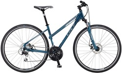 Image of GT Transeo 3.0 Womens 2014 Hybrid Bike