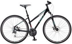 Image of GT Transeo 4.0 Womens 2014 Hybrid Bike