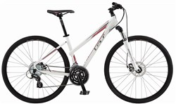 Image of GT Transeo 4.0 Womens 2015 Hybrid Bike