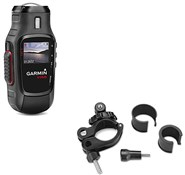Image of Garmin Virb Bike Bundle - 1080p HD Action Camera
