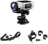 Image of Garmin Virb Elite Action Bundle - 1080p HD Camera With Wi-Fi and GPS