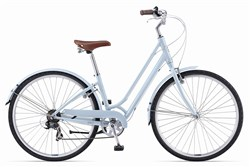 Image of Giant Flourish 3 Womens 2014 Hybrid Bike