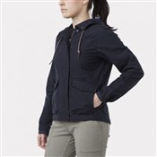 Image of Giro Womens Dense Weave DWR Frisco Cycling Jacket