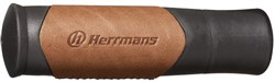 Image of Herrmans Zelgo Leather Grips