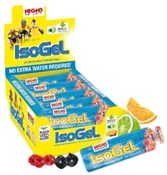 Image of High5 IsoGel Mixed Box 25 x 60g Gels