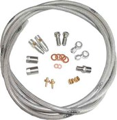 Image of Hope Specific Stainless Steel Braided Hose Kit