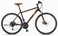 Image of KTM Life Track 2014 Hybrid Bike