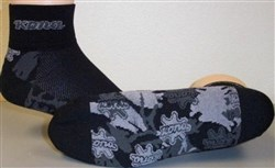 Image of Kona 1861 Short Camo Sock