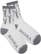 Image of Kona 1867 Calf Mooseman Socks