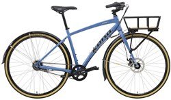 Image of Kona Dr Good Handplant 2014 Hybrid Bike