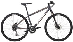 Image of Kona Splice Deluxe 2014 Hybrid Bike