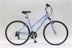 Image of Land Rover Route 533 Womens 2015 Hybrid Bike