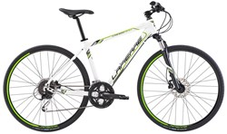 Image of Lapierre Cross 300 2014 Hybrid Bike