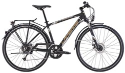 Image of Lapierre Cross 400 Pack 2014 Hybrid Bike