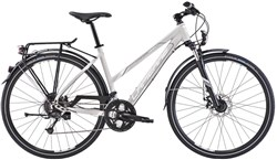 Image of Lapierre Cross 400 Pack Womens 2014 Hybrid Bike