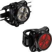 Image of Lezyne Zecto Drive LED Light Set