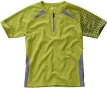 Image of Madison Flux All Mountain Womens Short Sleeve Jersey