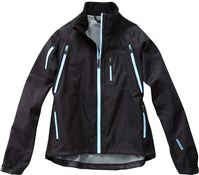 Image of Madison Flux Womens Waterproof Cycling Jacket
