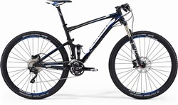 Image of Merida Big Ninety Nine Carbon Pro XT Edition 2014 Mountain Bike