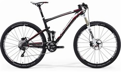 Image of Merida Big Ninety Nine Carbon SL 3000D 2014 Mountain Bike