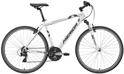 Image of Merida Crossway 10 2014 Hybrid Bike