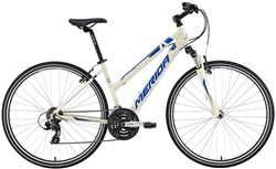 Image of Merida Crossway 10-V Womens 2015 Hybrid Bike