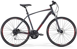 Image of Merida Crossway 100 2015 Hybrid Bike