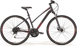 Image of Merida Crossway 100 Womens 2015 Hybrid Bike