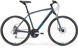 Image of Merida Crossway 20 MD 2015 Hybrid Bike
