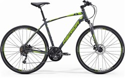 Image of Merida Crossway 300 2014 Hybrid Bike