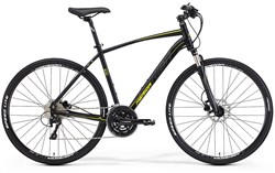 Image of Merida Crossway 600 2015 Hybrid Bike