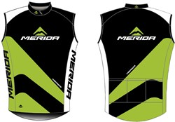 Image of Merida Green Race Design Wind Vest 2014