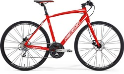 Image of Merida Speeder 100 Flat Bar 2016 Road Bike