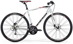 Image of Merida Speeder 200 D 2015 Hybrid Bike