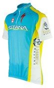 Image of Moa Astana Team Short Sleeve Cycling Jersey