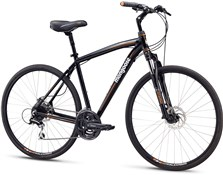 Image of Mongoose Crossway Expert Disc 2014 Hybrid Bike
