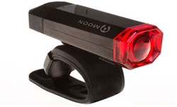 Image of Moon Gem 1.0 USB Rechargeable Rear LED Light