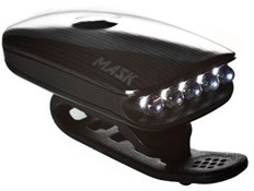 Image of Moon Mask 5 LED USB Rechargeable Front Light