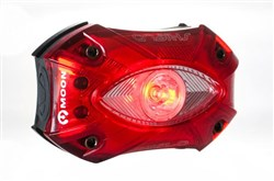 Image of Moon Shield 60 Rechargeable USB Rear Light