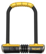 Image of Onguard Bulldog Lock Shackle Combo U-Lock