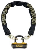 Image of Onguard Mastiff Chain Loop and Shackle Chain Lock