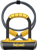 Image of Onguard Pitbull Lock Shackle/Cable