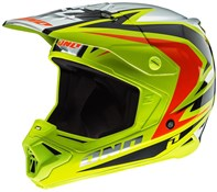 Image of One Industries Gamma Raven Full Face Helmet