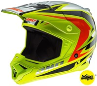Image of One Industries Gamma Raven Full Face Helmet With MIPS
